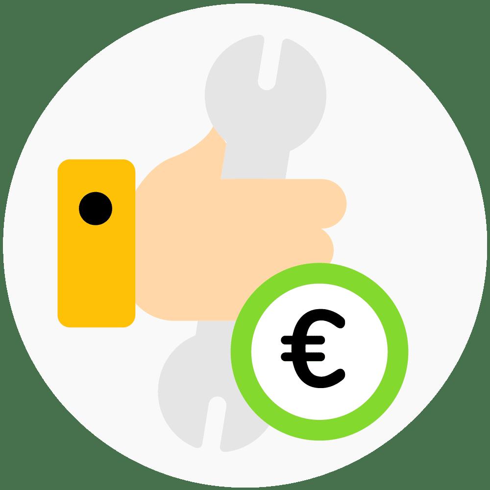 travaux à prix compétitif